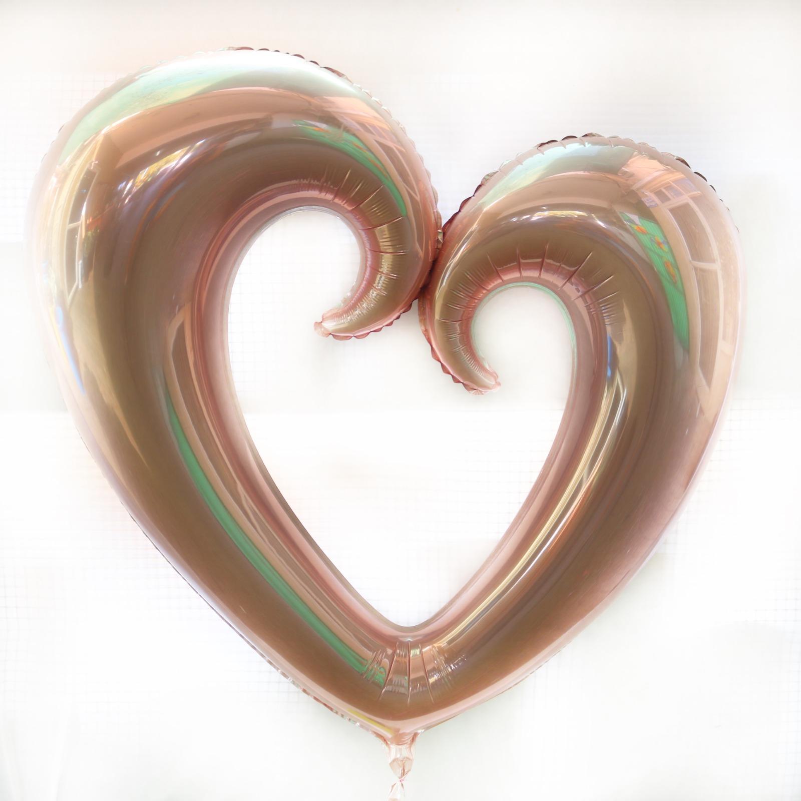בלון אהבה ענק