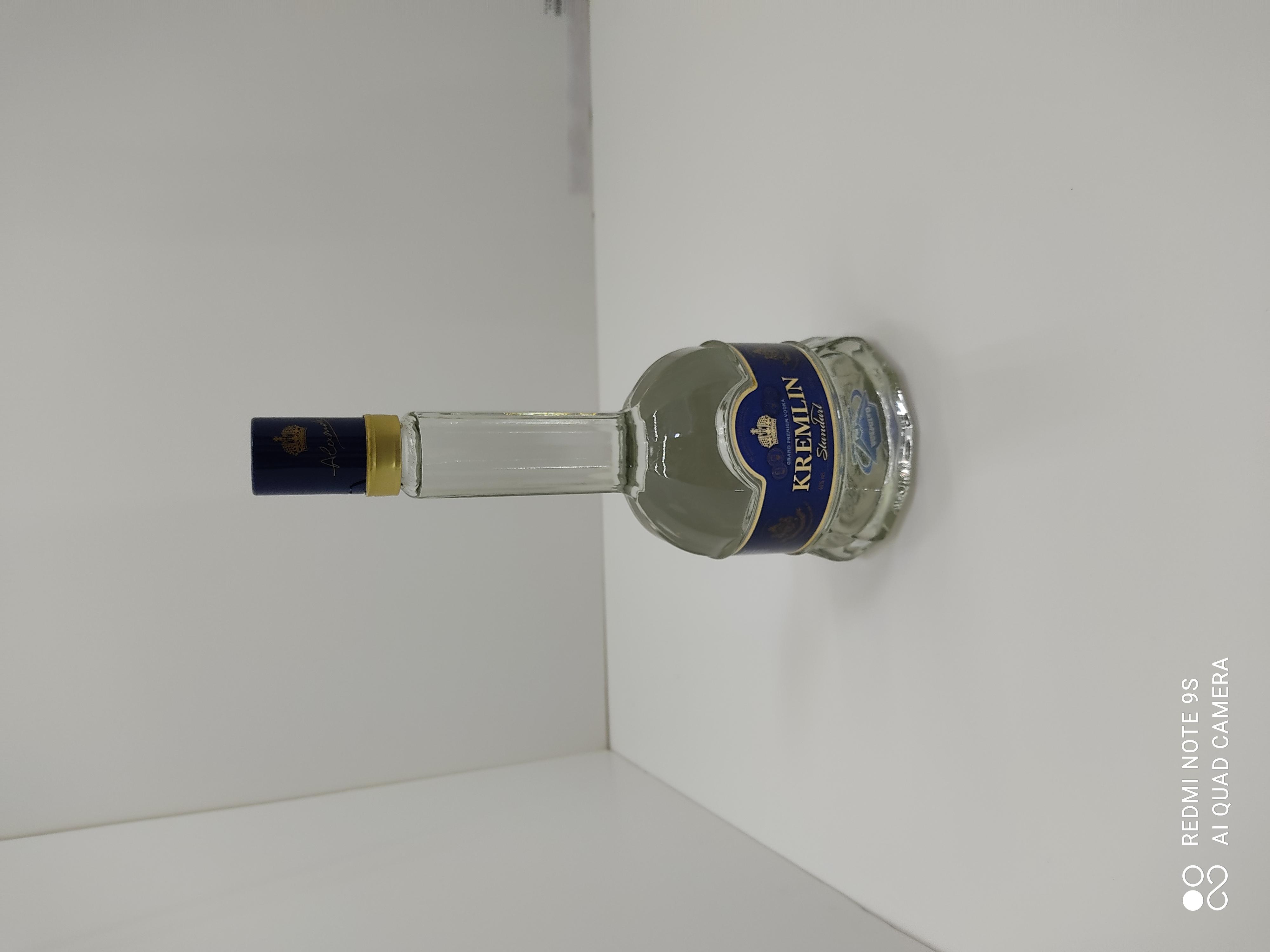בקבוק וודקה קרמלין
