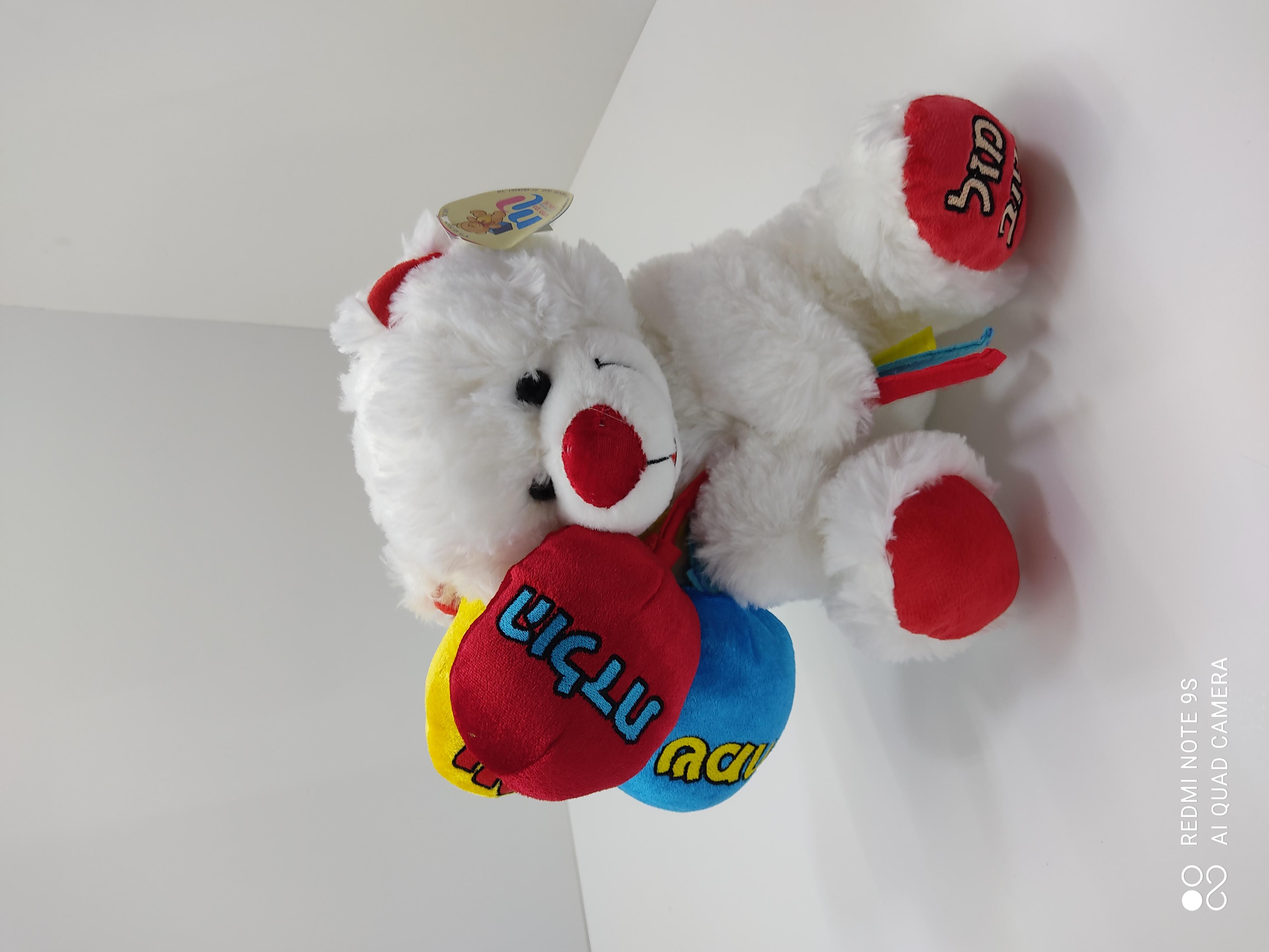 דובי ליום הולדת