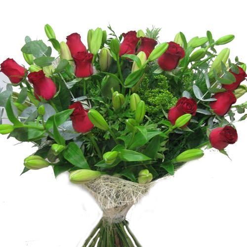 ורדים וליליות